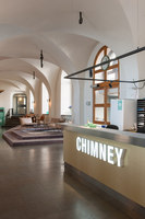 Chimney | Office facilities | pS Arkitektur