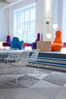 Skype Offices in Stockholm | Office facilities | pS Arkitektur