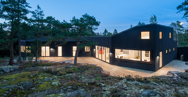 Villa Blåbär | Detached houses | pS Arkitektur