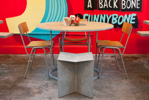 Wishbone | Restaurant-Interieurs | Shed Design