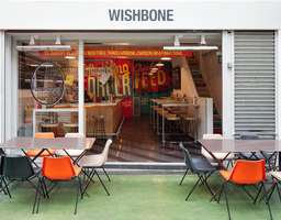 Wishbone | Restaurant interiors | Shed Design