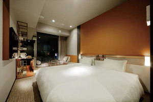 Candeo Hotels Tokyo Roppongi | Hotel interiors | GARDE