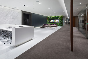 MetLife Japan Headquarter Offices Olinas Tower | Office facilities | GARDE