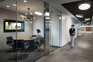 MetLife Japan Headquarter Offices Tokyo Garden Terrace | Spazi ufficio | GARDE