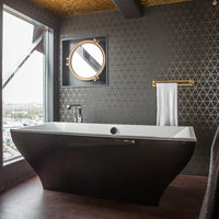 Faralda NSDM Crane Hotel, Amsterdam | Manufacturer references | Villeroy & Boch reference projects