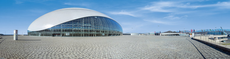 Bolshoy Ice Dome, Sochi | Manufacturer references | Villeroy & Boch reference projects