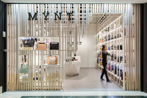 Mynt flagship store | Negozi - Interni | Dear Design