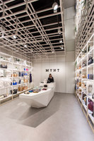 Mynt flagship store | Shop-Interieurs | Dear Design