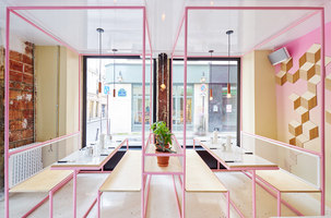 PNY Marais | Restaurant-Interieurs | CUT Architectures