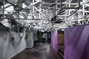Crystalscape | Office facilities | Moriyuki Ochiai Architects