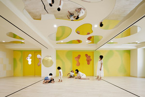 LHM kindergarten Design | Wohnräume | Moriyuki Ochiai Architects