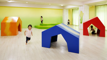 LHM kindergarten Design | Espacios habitables | Moriyuki Ochiai Architects