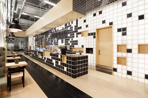 GAGA Cafe at Wongtee Plaza | Restaurant-Interieurs | Coordination Asia