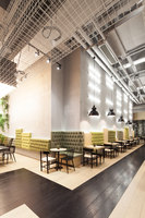 GAGA Cafe at Wongtee Plaza | Ristoranti - Interni | Coordination Asia