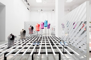 The Nike Studio Design  | Shop-Interieurs | Coordination Asia