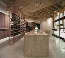 Aesop Munich | Intérieurs de magasin | Einszu33