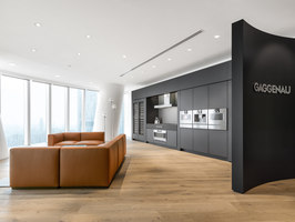 Gaggenau showroom Guangzhou | Negozi - Interni | Einszu33