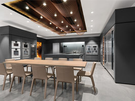 Gaggenau showroom Guangzhou | Shop interiors | Einszu33