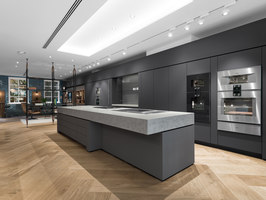 Gaggenau Showroom London | Office facilities | Einszu33