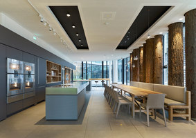 Gaggenau showroom Munich | Shop interiors | Einszu33