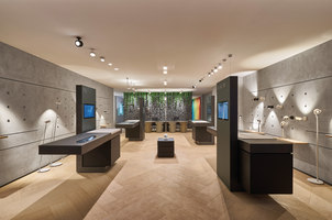 Occhio Store Cologne | Shop interiors | Einszu33