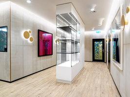 Dermatologie Praxis Rappjderm | Doctors' surgeries | Susanne Fritz Architekten