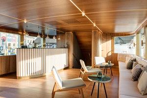 MS Säntis | Diseño de restaurantes | Susanne Fritz Architekten