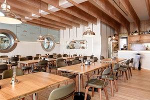 HAFEN | Restaurant interiors | Susanne Fritz Architekten
