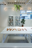 Wash & Fold | Café interiors | Ito Masaru Design Project / SEI