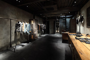 BACKLASH | Shop-Interieurs | Ito Masaru Design Project / SEI