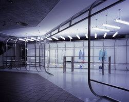 Issey Miyake | Intérieurs de magasin | Ito Masaru Design Project / SEI