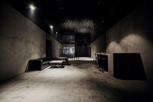 Backlash Beijing | Shop interiors | Ito Masaru Design Project / SEI