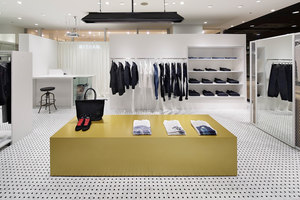 WITHAM | Negozi - Interni | Ito Masaru Design Project / SEI