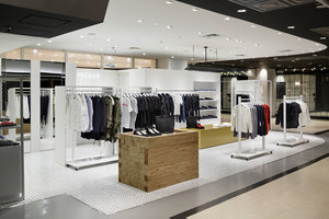 WITHAM | Shop-Interieurs | Ito Masaru Design Project / SEI