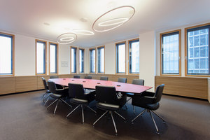 Law Firm at Potsdamer Platz | Office facilities | IONDESIGN