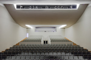 Auditorium Theatre of Llinars del Valles | Theater | Álvaro Siza Vieira