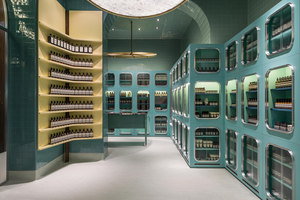 Aesop Corso Magenta | Shop interiors | DIMORESTUDIO