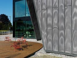Jansen AG, Campus | Références des fabricantes | Jansen