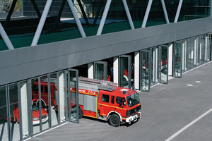 Feuerwache, Heidelberg/DE | Manufacturer references | Jansen