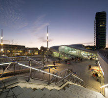 Arnehm Centraal Station | Manufacturer references | Jansen reference projects