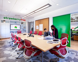 Strawberry Frog | Bureaux | Matiz Architecture & Design