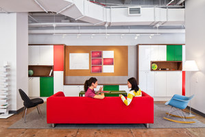 Strawberry Frog | Office facilities | Matiz Architecture & Design