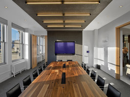 Hudson Rouge | Office facilities | M Moser Associates