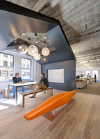M Moser, San Francisco Office | Büroräume | M Moser Associates