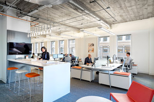 M Moser, San Francisco Office | Oficinas | M Moser Associates