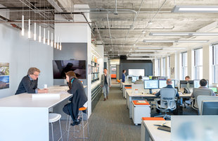 M Moser, San Francisco Office | Office facilities | M Moser Associates