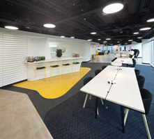 Octopus | Office facilities | PENSON