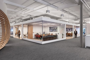 Wedgewood Enterprises Corporation | Office facilities | Moshiri Associates