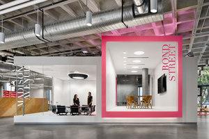 JustFab | Spazi ufficio | Moshiri Associates