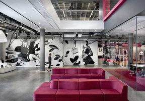 JustFab | Office facilities | Moshiri Associates